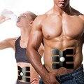 Nova Engrenagem Em Forma de treinamento Muscular abdominal Casa músculos Estimulação EMS tecnologia Corpo moldar a Perda de Peso de fitness Emagrecimento Massageador
