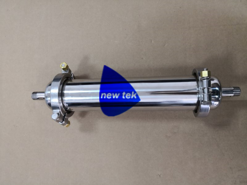 """2"""" TRI CLAMP FILTER DRIERS DESICCANT CHAMBER"""