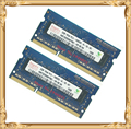 Памяти ноутбука для Hynix DDR3 4 ГБ 2 x 2 ГБ 1333 мГц PC3-10600 ноутбук оперативной памяти 10600 S 2 г 4 г пожизненная гарантия