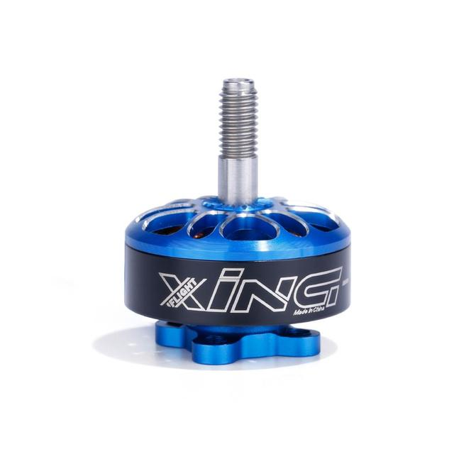 iFlight XING E XING E 2306 1700KV/2450KV 2 6S FPV Racing motor compatible 5inch propeller for FPV RC Racing Drone