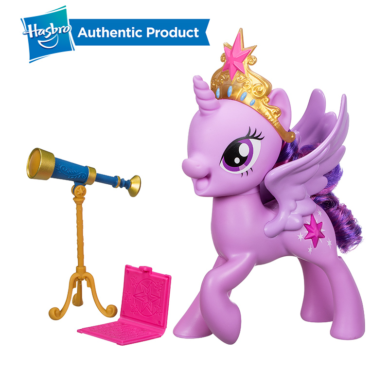 Hasbro My Little Pony Bertemu Rarity Pony Temui Twilight Gambar Dengan Aksesoris Kalung Mainan Untuk Teman Gadis Boneka Hadiah Presents Aksi Toy Angka Aliexpress