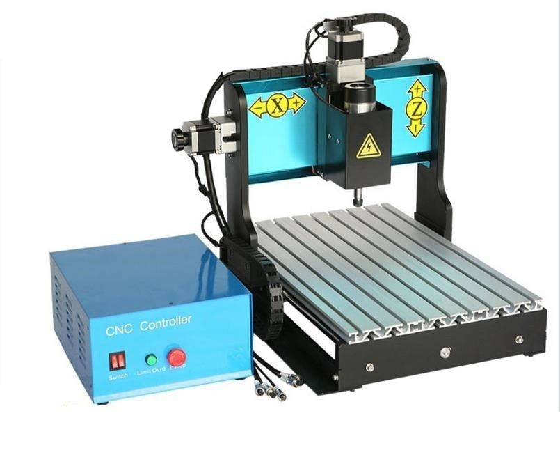 цена на 3 Axis CNC Router 600W Air-cooled Spindle USB Port 3020 AC220V Engraving Machine PCB PVC Acrylic Woodworking New