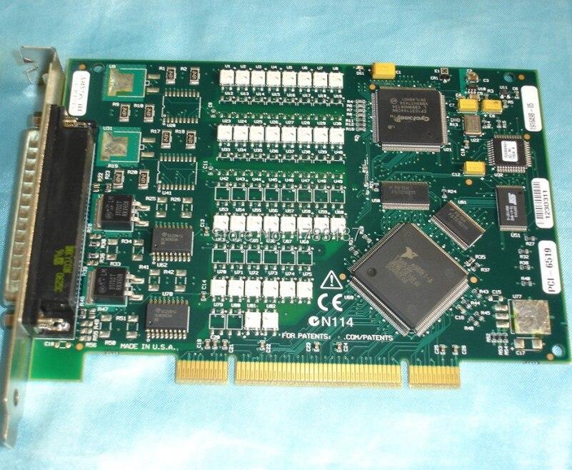 Computer & Büro Aktiv Daq Karte Für Pci-6519 Verwendet Getestet In Gutem Zustand