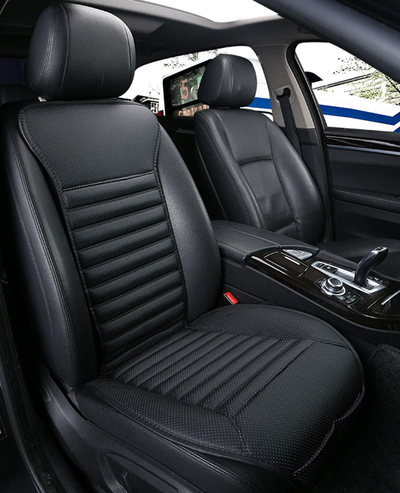 2018 new style 2 pcs pu leather car seats pad, non-slide car seat cover for auto ford focus 2 bmw e46 peugeot car accessories2018 new style 2 pcs pu leather car seats pad, non-slide car seat cover for auto ford focus 2 bmw e46 peugeot car accessories