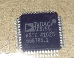 new & original in stock AD9755AST AD9755ASTZ