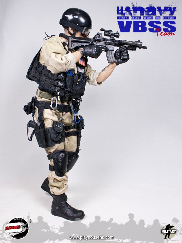 1/6 scale Military figure doll United States Navy VBSS TEAM 12 action figures doll Collectible figure Plastic Model Toys 1 6 scale plastics united states assault rifle gun m16a1 military action figure soldier toys parts accessory