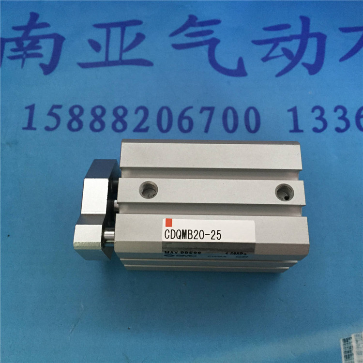 ФОТО CDQMB20-25 SMC Thin cylinder air cylinder pneumatic component air tools
