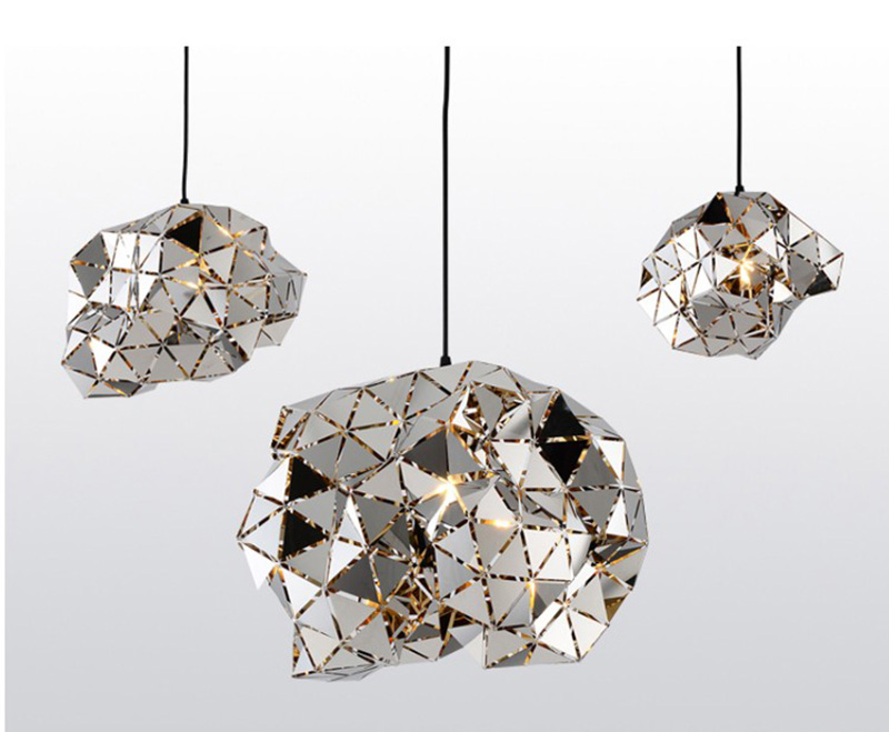 Non stain steel pendant lighting Simple Modern modern ... on Non Lighting Sconces id=92381