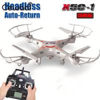 Syma 2G X5C 1 2 4Ghz 4CH 6 Axis Gyro RC Quadcopter Drone Helicopters UAV UFO