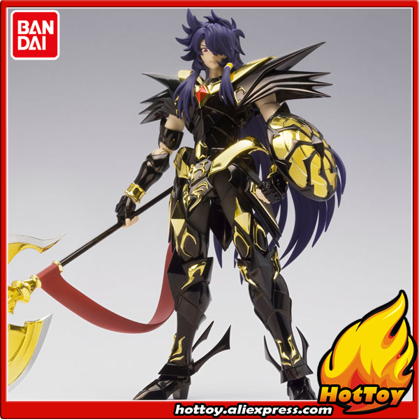 100% Original BANDAI Tamashii Nations Saint tissu mythe EX Figure d'action-mauvais dieu Loki de «Saint Seiya: âme d'or»