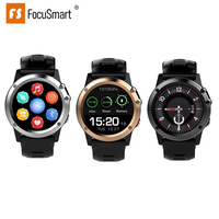 FocusSmart H1 GPS Smart Fitness Tracker IP68 Waterproof Compass Smart Watch Watches Blood Pressure Heart Rate Monitor Watches|Smart Watches|Consumer Electronics -