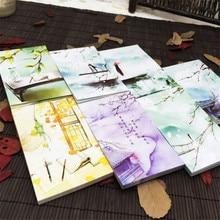 Хорошее Китайская традиционная блокнота Портативный Kess Примечания удобный блокнот студент статьи офиса небольшой подарки