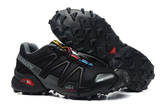 Salomon Cruz Velocidade 3 CS III Ao Ar Livre Calçados Esportivos Masculinos  mens running shoes eur ff8bae5d6d