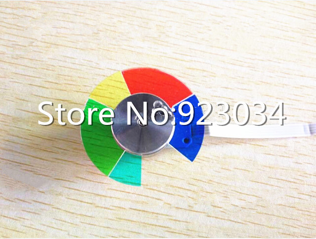 ФОТО Wholesale Projector Color Wheel for Optoma  DN3401 Free shipping
