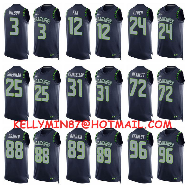 NFL Jerseys Online - Compare Prices on Seattle Seahawk Jersey- Online Shopping/Buy Low ...