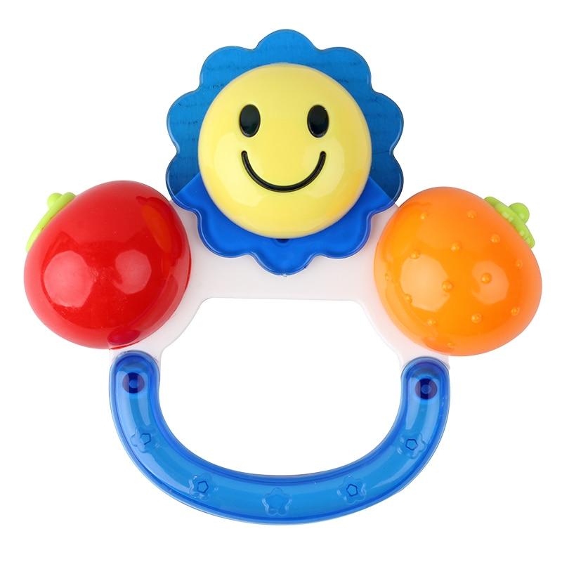 12PCS մանկական խաղալիքներ 0-12 ամիս ձեռքի - Խաղալիքներ նորածինների համար - Լուսանկար 4