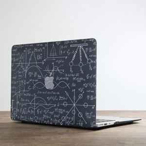 Image 3 - 2020 Новый чехол для ноутбука с принтом Вселенная для MacBook Air Pro Retina 11 12 13 15 16 дюймов с сенсорной панелью + клавиатурой