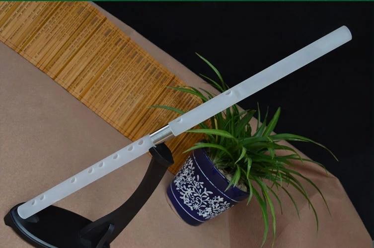 Nuevo concepto de imitación flauta de jade flauta transversal - Instrumentos musicales - foto 3