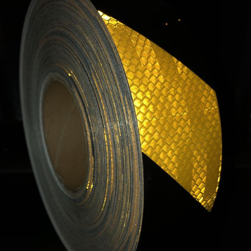 50mm X 5m Car Reflective Material Tape Sticker Automobile Motorcycles Safety Warning Tape Reflective Film Car Stickers