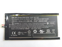 3400mAh / 12.92Wh Li-Polymer Battery ZAW1975Q For ACER A1-713 A1-713HD Iconia Tab 7 LZ