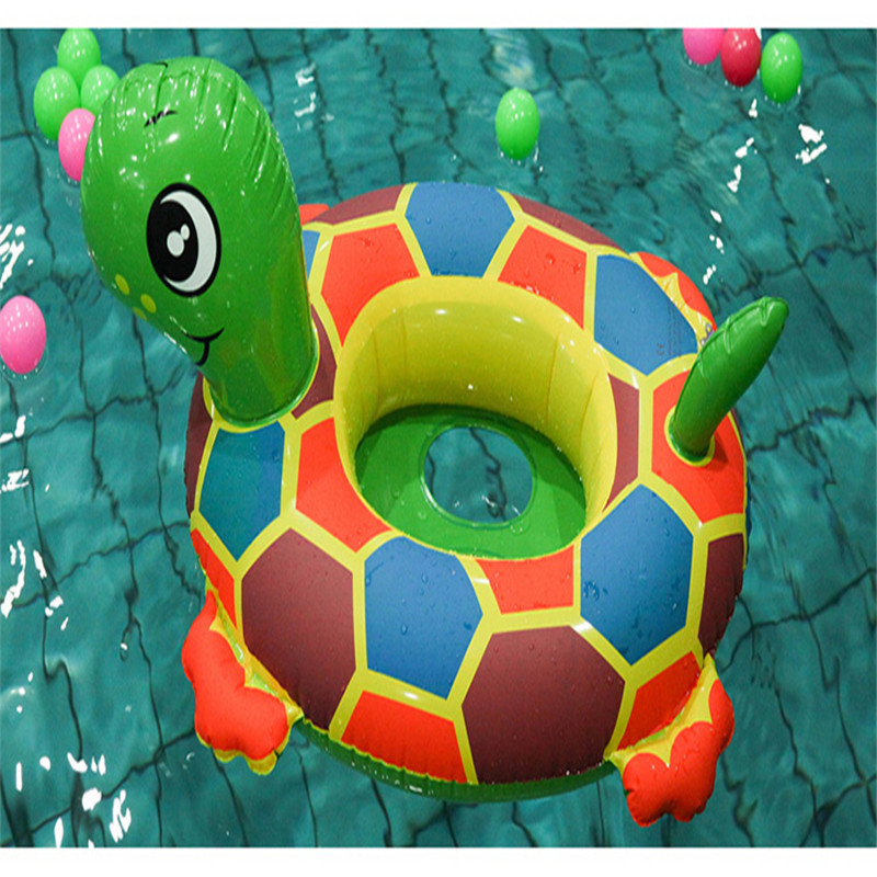 Swimming Ring For Baby Children's Turtle Circle Swimming Ring  Children Swimming Accessories