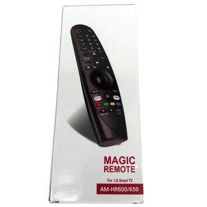 Image 5 - รีโมทคอนโทรลใหม่สำหรับ LG Magic Smart TV AM HR600 เปลี่ยน AN MR600 UF8500 UF9500 UF7702 OLED 5EG9100 55EG9200 42LF652V