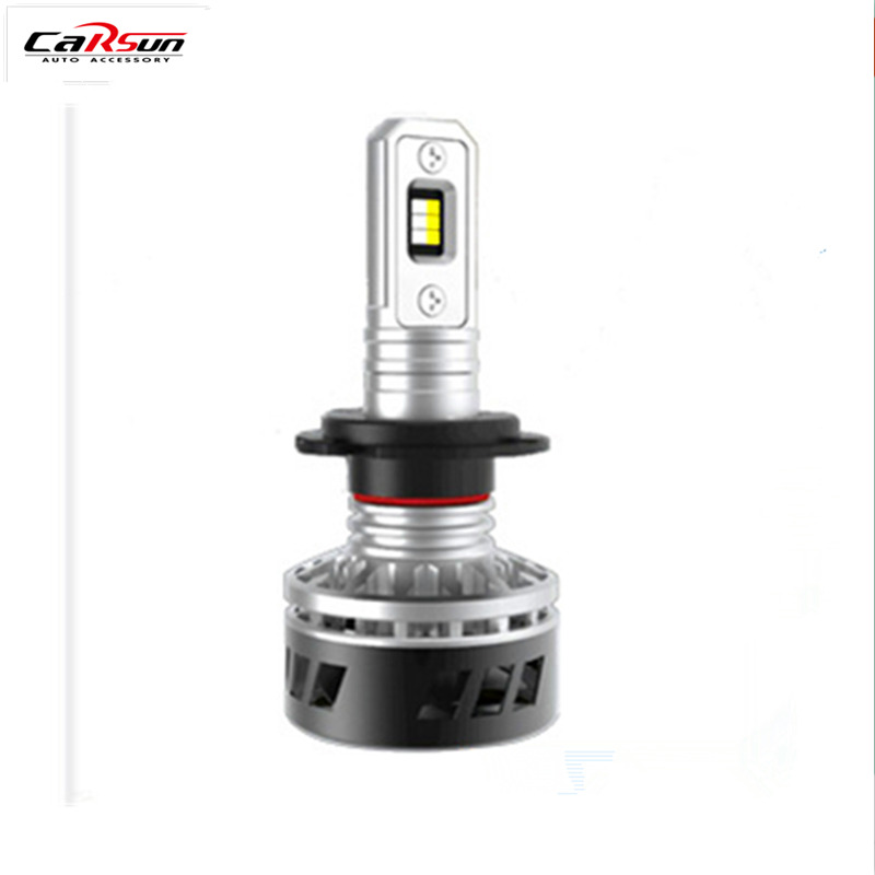 Car Lights Kind-Hearted Carsun Y9 50w/pair Led Car Headlamps H4 H7 H11 9005 9006 Yellow And White Color Temperature Led Headlights Perfect Light Type Cleaning The Oral Cavity. Car Headlight Bulbs(led)