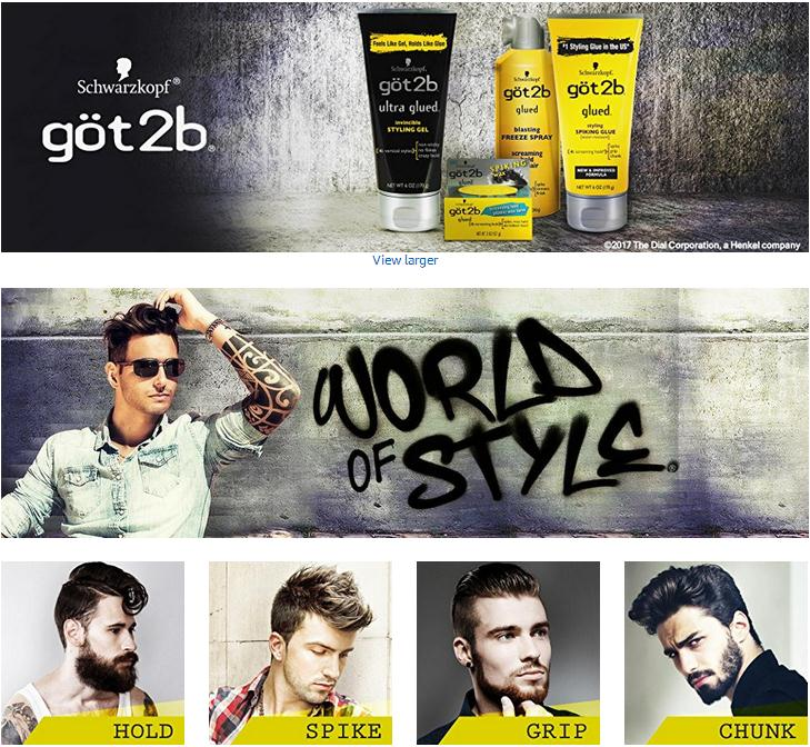 Free Delivery Got2b Ultra Glued Invincible Styling Hair Gel, 6 Ounces / 170g / 340ml / 75g free shipping got2b ultra glued invincible styling gel 6 oz 170g