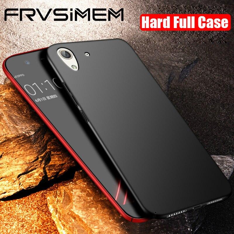 FRVSIMEM Hard Plastic Full Back Cover For Huawei Huawei Y6 II Y6II 2 CAM-L21 CAM-L03 CAM-L23 Thin Smooth Phone Cases Coque Capa