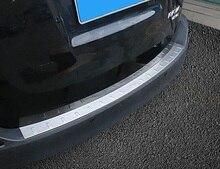 Защитная Накладка На Задний Багажник Отделка Крышки Порога Задней Двери Подоконник Стайлинга Автомобилей Для Toyota RAV4 2014