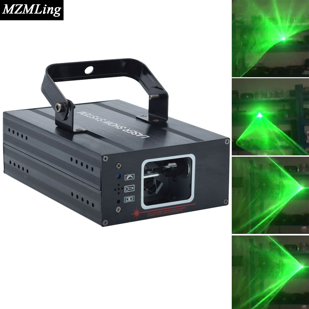 цена Mini Green /Blue Laser Light Green (532nm) /45mw &Red(650nm) /100mw DMX512 Stage Light DJ /Party /Stage Lighting Effect Light онлайн в 2017 году