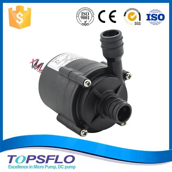 TOPSFLO 12V 20LPM TL C01 A12 2008 24V Small Electric instant water heater Food grade DC