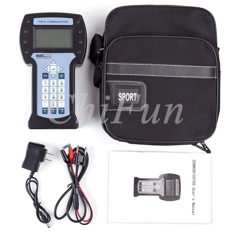 Handheld Hart Field Communicator with English Menu Hart475 for Pressure Temperature Transmitter Calibration