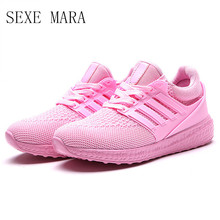 2017 Sneakers women shoes summer Running Shoes for Women Breathable Outdoor Sports Shoes Non-slip Trainers Brand Jogging Walking