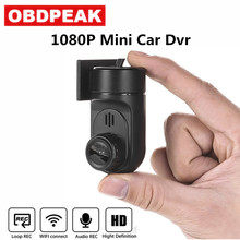 Автомобильный dvr камера Скрытая мини HD 1080 p цифровой видеомагнитофон беспроводной wifi Автомобильная камера Dash Cam запись изображения avtoregistrator