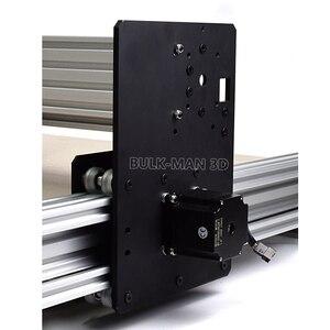 Image 5 - 40 × 40 インチ Workbee CNC ルーターマシンキット 4 軸木金属彫刻フライス機と 175 オンス * nema23 でステッピングモータ