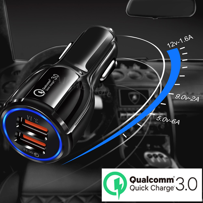 Car Phone Charger 5V 3.1A Fast Charge Accessories sticker for Lexus IS350 IS250 IS200 IS300 RX350 <font><b>RX250</b></font> RX330 GS300 GS350 image
