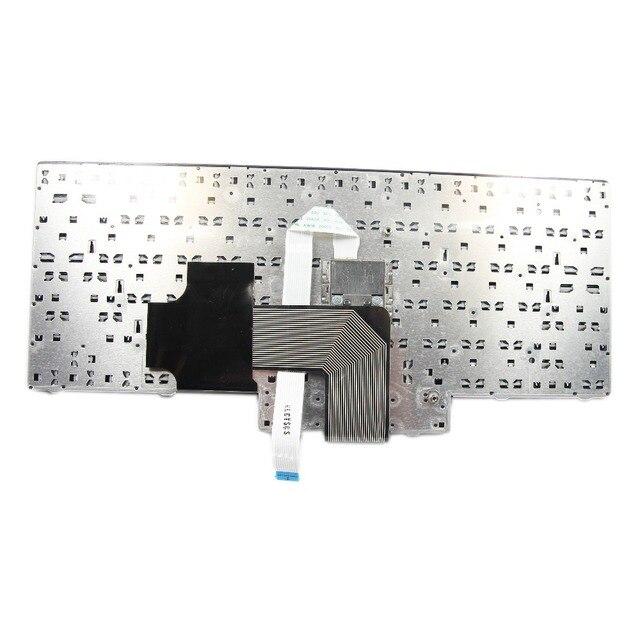 Nouveau clavier dordinateur portable US pour IBM ThinkPad E320 E325 E420 E425 E420S S420 clavier dordinateur portable avec tige de souris