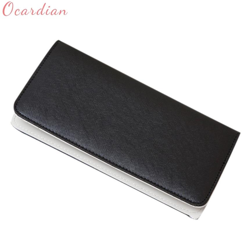 Women Clutch Long Purse Wallet Card Holder Handbag Bag  New