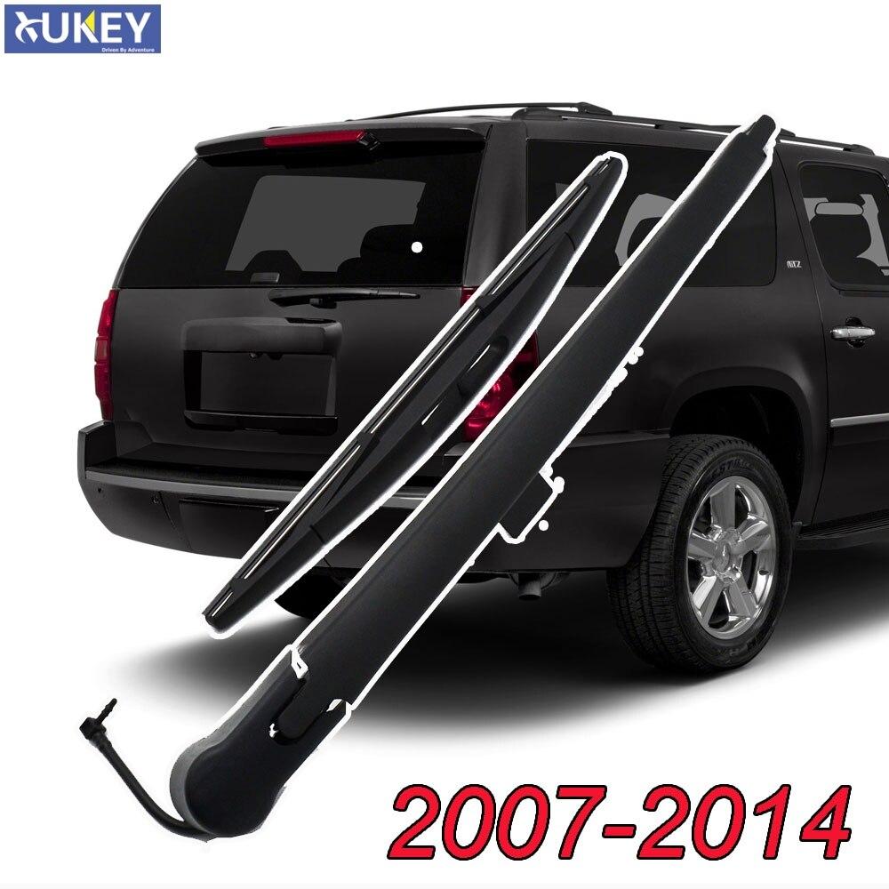 Rear Wiper Arm /& blade For  Chevrolet Tahoe Suburban 2500 1500 2007-2013
