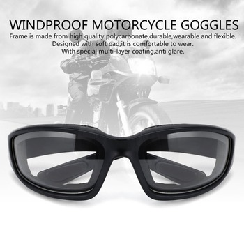 Bike Glasses Army Polarized Sunglasses Windproof Motorcycle Goggles Cool Motorcycle Accessory For Hunting Shooting
