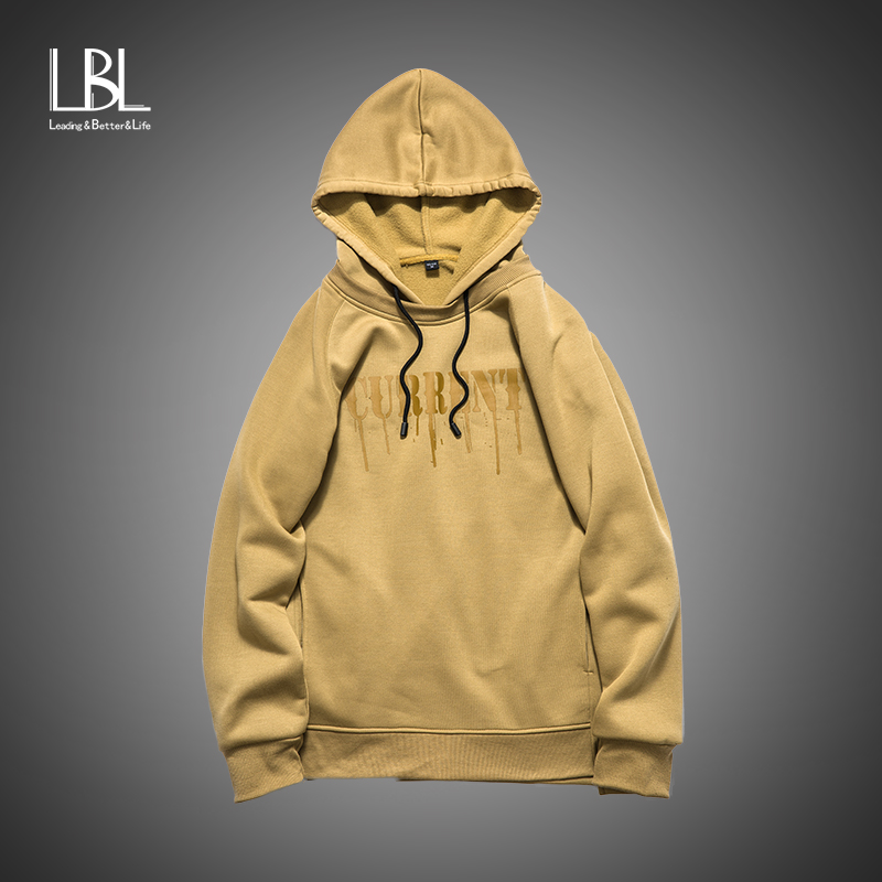LBL Hoodies Men 2018 Autumn New Fashion Hoodies and Sweatshirts Brand Clothing LBL005 it will Be produced if it get more Likes