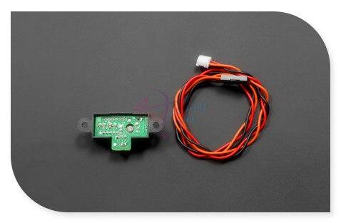 SHARP GP2Y0A41SKOF Infrared Distance IR ranger Sensor 4 5 5 5V 4 30cm Compatible with Arduino