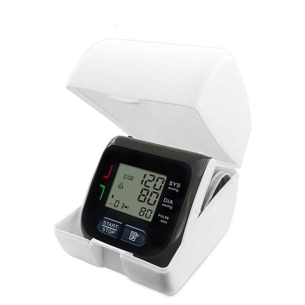 Yongrow Medical Wrist Blood Pressure Monitor Digital Wrist Pulse Blood Pressure With Family Health Care Blood Pressure Machine