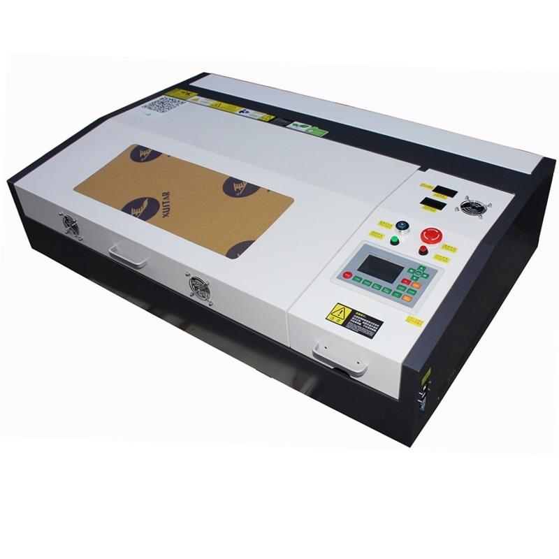 Co2 Laser Machine, Free Shipping 60w Laser Engraving Machine, 220v 110V CNC Laser Cutting Machine, 460 Desktop Engraving Machine