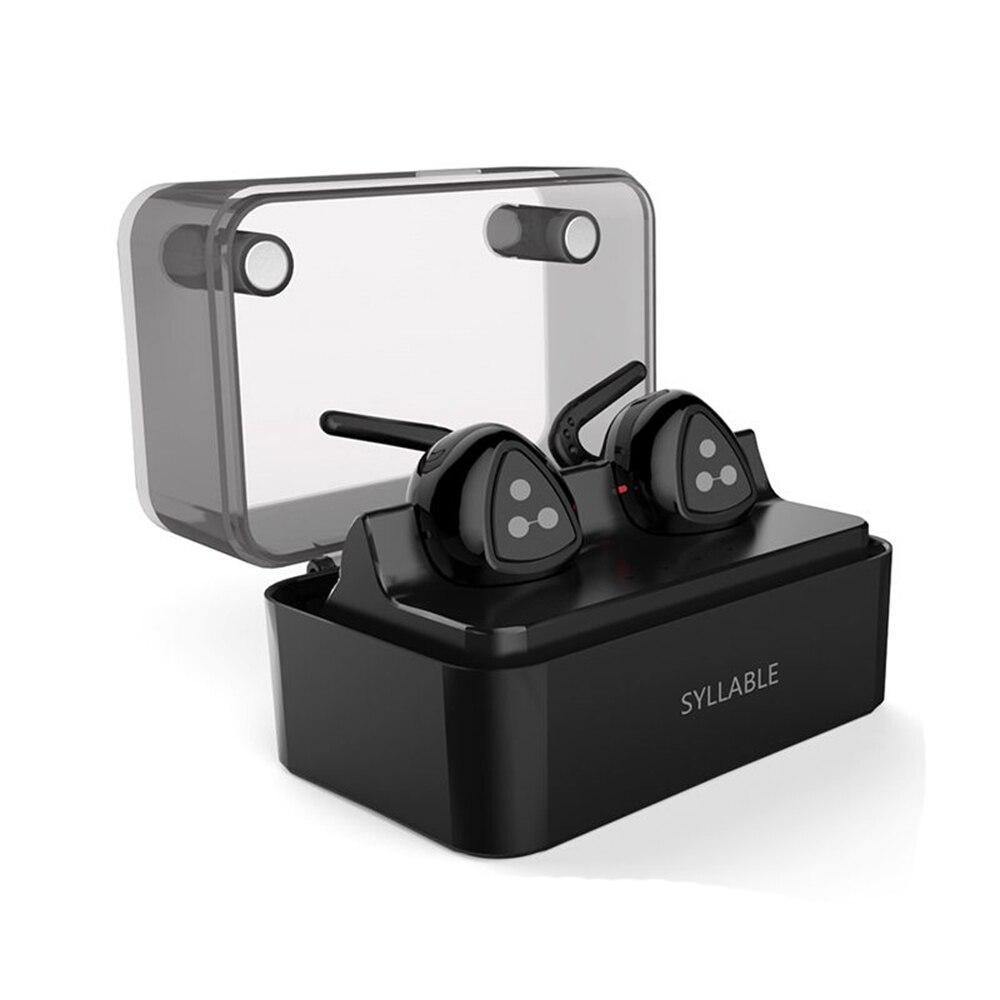 Syllabe bluetooth écouteur D900 MINI écouteurs sans fil écouteur sport Portable écouteur intra-auriculaire pour iphone xiaomi