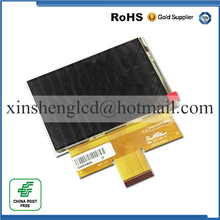 Original 5.8inch HTP058JFHG02 LCD screen display panel 1280*768 for projector high-definition screen Free shipping