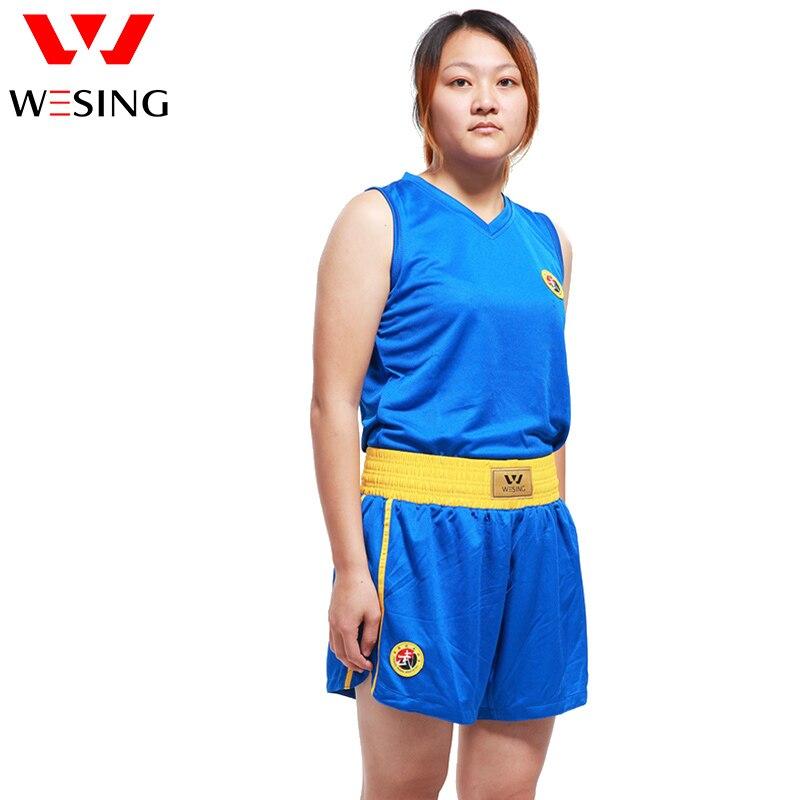 Wesing arte marcial մեծահասակների sanshou - Սպորտային հագուստ և աքսեսուարներ - Լուսանկար 5