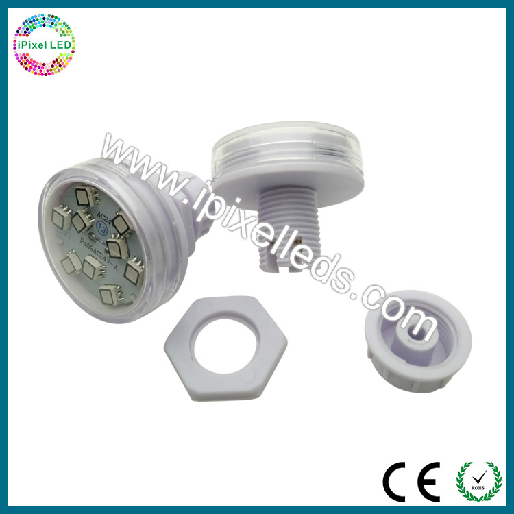 Running, Auto, LED, Funfair, SMD, Diameter