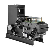 13.56MHZ ISO14443A/B RFID, mifare כרטיס dispenser וקורא סופר סוג מנגנון עבור חניה הרבה/מטרו קיוסק מכונת מערכת